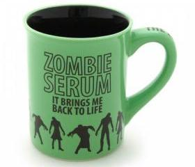 Zombie Serum Mug